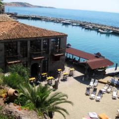 Assos Nazlıhan Hotel Ayvacık – Çanakkale