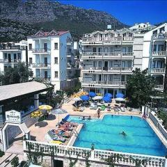 Habesos Hotel Kaş – Antalya