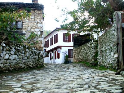 kirkinca-evleri