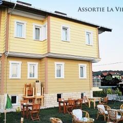 Assortie La Villa Hotel Ağva – İstanbul