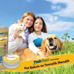 Pet Dostlarımız için Yeni Trend Kolaylık; PuschClean